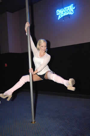 pole dance instructor las vegas